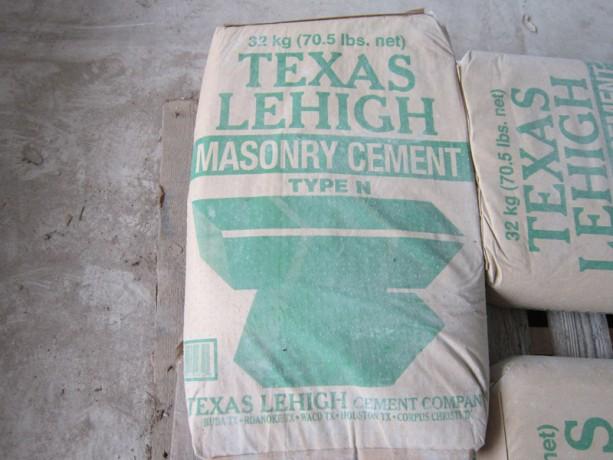 Grey Cement