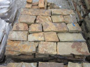 Chopped Stone Round Rock